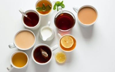 El Mejor Té para Cada Estación